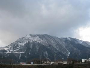 漢方の藤原岳