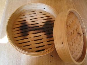 漢方の蒸し器