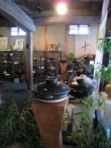 漢方の土鍋