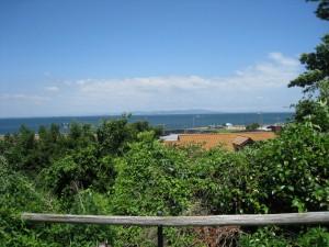 漢方の海の見える丘