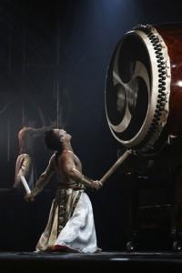 漢方の和太鼓TAO