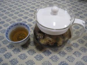 薬膳カフェの美花茶