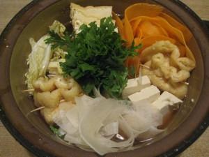 漢方のヘルシー鍋