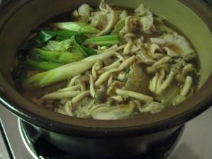 漢方の寄せ鍋