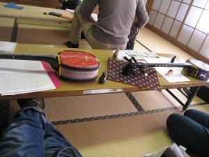 漢方の三線教室