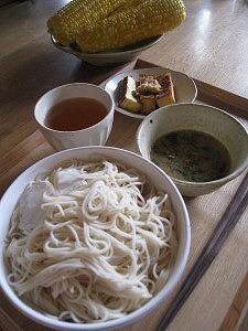 漢方の素麺