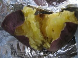 漢方の焼き芋