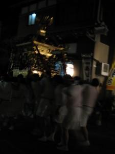 漢方の八幡祭り