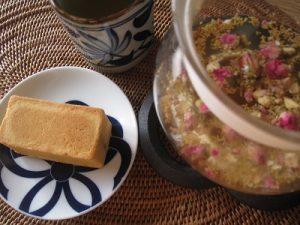 漢方の花茶