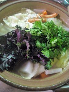 漢方のお鍋