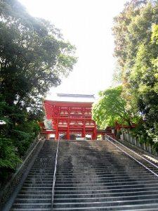 漢方の近江神宮