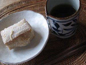 漢方の玄米餅