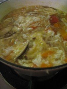 漢方のスープ