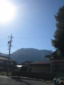 漢方の藤原ヶ岳