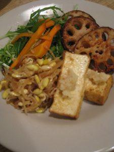 漢方の晩ご飯