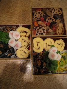 漢方のお節料理