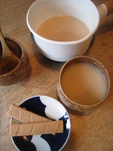 漢方の甘酒