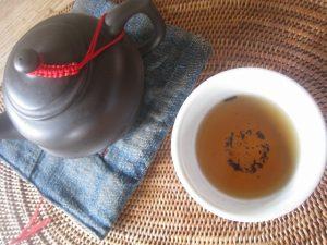 漢方のほうじ茶